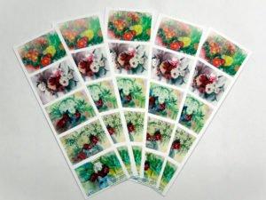 סימניות פרחים
