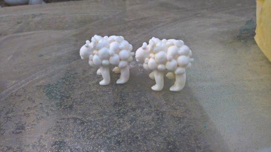 פסלון של כבשה