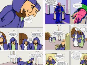 ספרי קומיקס