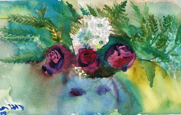 ורדים חנות לאמנות