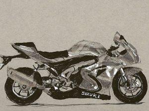 אופנוע סוזוקי