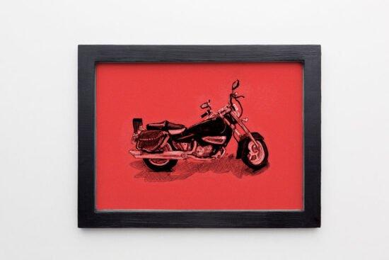הדפס אופנוע 01 תיקים א