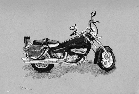 רישום של אופנוע1