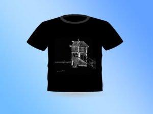 חולצות עם הזמנה מיוחדת של רישום אישי והדפסה