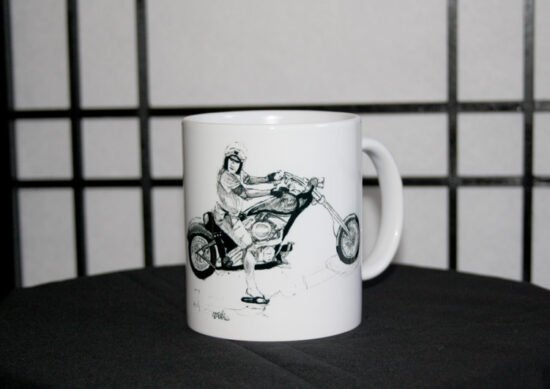 כוס מודפסת אגזוזן