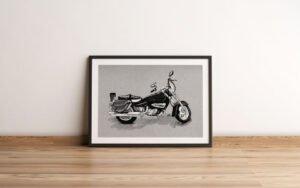 אופנוע מס1
