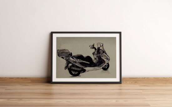 קטנוע רוחבי