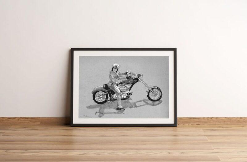 אופנוען רוחבי